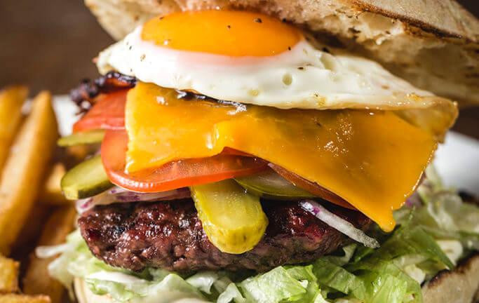 Kde mají nejlepší burgery? Přeci v Angusfarm!
