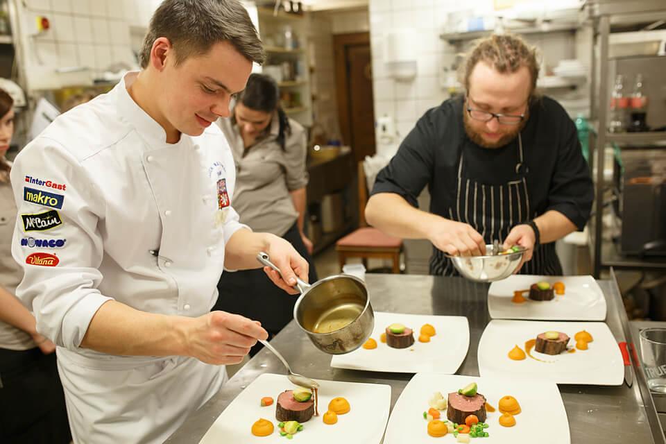 Patrik Bečvář je kuchařský Bůh