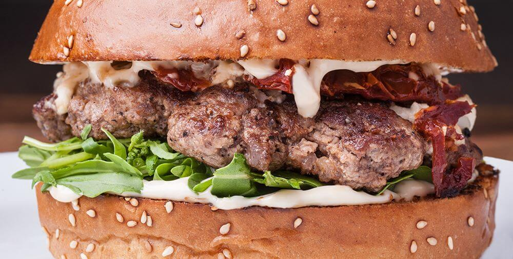 Nejlepší burgery v Praze? Z masa od nás...