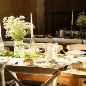 Svatba ve stodole
