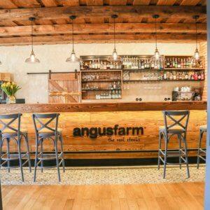 Restaurace Angusfarm Soběsuky