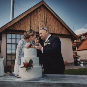 Svatba Hezuckých v Angusfarm Soběsuky