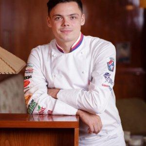 Šéfkuchař Patrik Bečvář